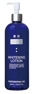 【人気のスパークリングパックも1包(\410)プレゼント♪】DIEUFRA PREMIUM(デュフラ プレミアム)ホワイトニングローション 500ml〈薬用 美白化粧水〉医薬部外品/プロユース/ローションパック/