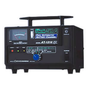 オートストップ自動充電器 AT-1210FX デンゲン