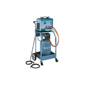 デンゲンフロン回収装置 CS-RF50WS3点セット デンゲン