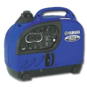 900VA 防音型 インバーター発電機 EF900iS ヤマハ
