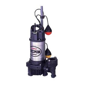 汚水用水中ポンプ PGA-250(自動運転) 寺田ポンプ