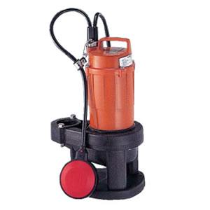 汚水・固形物用水中ポンプ SXA-150(自動運転) 寺田ポンプ