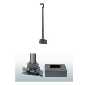 アプローチEレール 支柱 勾配対応式 専用カバー付