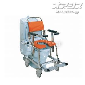 シャワーキャリーAG 4輪キャスタータイプ 樹脂ダブルロック / No.5322 AG-PG 睦三