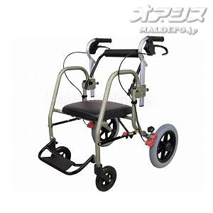 次世代歩行車 NOPPO(のっぽ) INB12 シャンパンゴールドメタリック