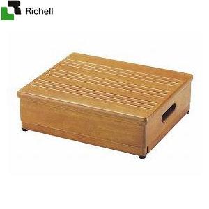 玄関台高さ調節付 40型 49106 リッチェル