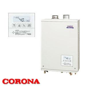 46.5kW直圧式 ガス化燃焼石油給湯器アビーナG UKB-AG470MX(FFW) CORONA(コロナ) 給湯+追いだき 屋内壁掛 強制給排気 ボイスリモコン