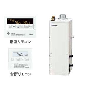 46.5kW直圧式 石油給湯器SAシリーズ UKB-SA470RX/F CORONA(コロナ) 給湯+追いだき 屋内 強制排気 ボイスリモコン