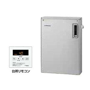 46.5kW直圧式 石油給湯器SAシリーズ UIB-SA47MX/MS CORONA(コロナ) 給湯専用 屋外 前面排気 ステンレス外装 シンプルリモコン