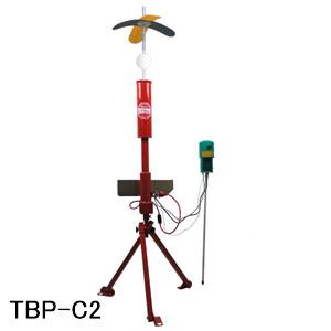 爆音機 バードパンチャー TBP-C2 タイガー(TIGER) カセットボンベ式