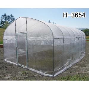 大型菜園ハウス H-3654型 南栄工業 約5.9坪【地域別運賃】