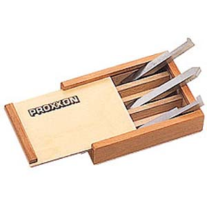 PROXXON ネジ切り、穴グリバイトセット No.24540 キソパワーツール