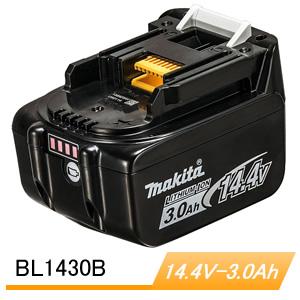 純正 14.4V用リチウムイオンバッテリー BL1430B マキタ(makita) A-60698 3.0Ah