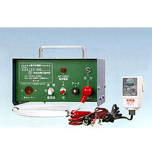 電気牧柵器本器 屋内設置・家庭用100V式 DAC-20 末松電子【条件付送料無料】