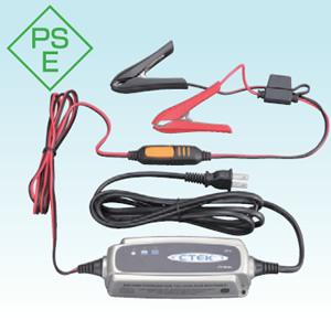 電気牧柵器用 ゲッターパック用充電器12V用 末松電子