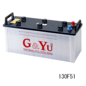 業務用バッテリー 170F51 G&Yu(ユアサ)