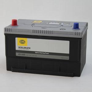 HELLA(ヘラー) 米国車用バッテリー 65-660