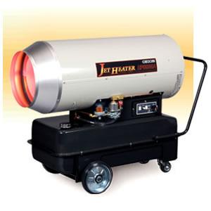 ジェットヒーターHP 可搬式温風機 HPS830A オリオン機械(株)