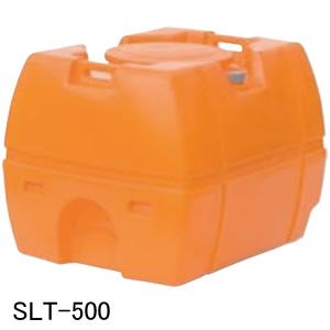 スーパーローリータンク SLT-500 スイコー オレンジ バルブ無し 500L【法人のみ】【条件付送料無料】