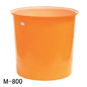 M型容器 M-800 スイコー オレンジ/白 800L【法人のみ】