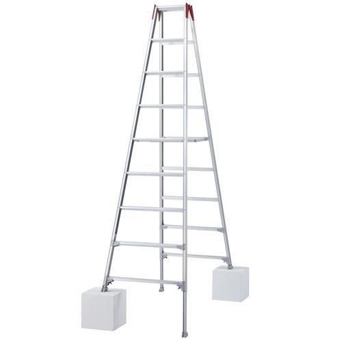 伸縮脚立 ロングタイプ 9尺 RYZ1.0-27 ハセガワ(長谷川工業)