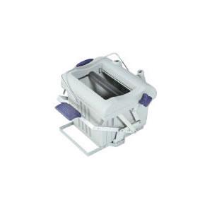 コンドル (モップ絞り器)スクイザ-ジョイステップ SQ437-000X-MB 山崎産業