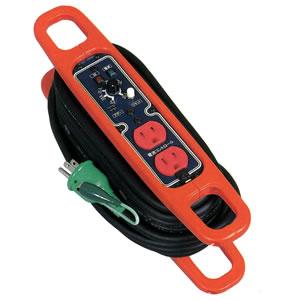 電流コントロールリール ハンドリールタイプ HRC-E102 日動工業