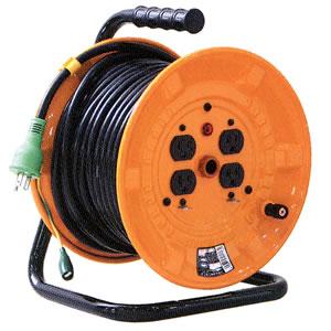 一般型電工ドラム(アース付) NP-E34 日動工業