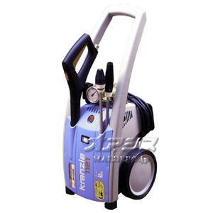 高水圧洗浄機(60Hz)K-1121 E-139-60 山崎産業