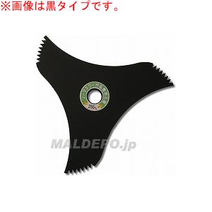 刈払機用丸鋸 山林用3枚刃 KYK3S(黒) 305mm 10枚セット SAWMASTER(ソーマスター/関西洋鋸)