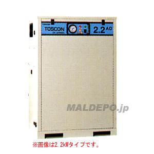 給油・冷凍式 中圧エアーコンプレッサー(エアドライヤ内蔵形) EP145-55TAD TOSHIBA(東芝)