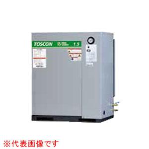 無給油式 低圧エアーコンプレッサー(単体形) FLP86-7T TOSHIBA(東芝) 60Hz