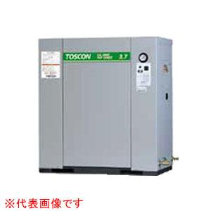 無給油式 低圧エアーコンプレッサー(単体形) FLP85-22T TOSHIBA(東芝) 50Hz