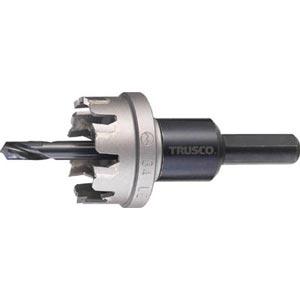 超硬ステンレスホールカッター 80mm TTG80 トラスコ(TRUSCO)