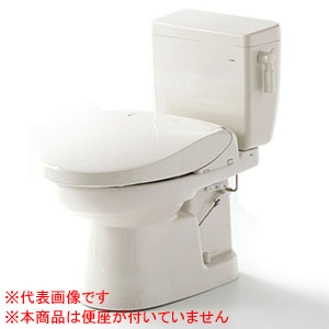 簡易水洗便器(手洗い無し) ソフィアシリーズ 便座なし パステルアイボリー FZ300-N00-PI ダイワ化成