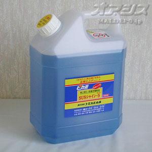 弱酸性電解液 ピカ素 SUSシャインS(高品質タイプ) 4L ケミカル山本