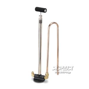 フロン回収用 オイルポンプDX(冷媒機油充填用) Y77930 アサダ