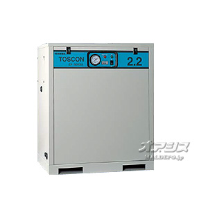給油式 低圧エアーコンプレッサー 単体形 EP10D-7S TOSHIBA(東芝)