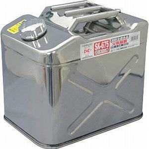 大自工業 ガソリンタンク 燃料タンク 燃料缶 ガソリン缶 ステンレス製 20L 新発売 SK-675 無料サンプルOK ガソリン携行缶