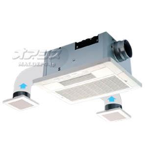 浴室換気乾燥暖房機(天井埋込み/3室換気/ローコスト型) BF-533SHE 高須産業(TKC)