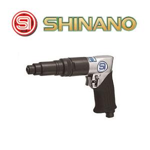 エアースクリュードライバー 産業組立用 6.35sq 能力6~8mm SI-1166-8A 信濃機販 【個人宅送料別途】