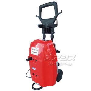 高圧洗浄機 ブリッツ 100V/6Mpa 自吸式 SH-0807K-B スーパー工業