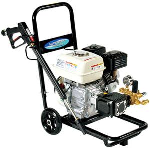 高圧洗浄機 スーパーエースウォッシャー エンジン式/12Mpa SEC-1012-2N スーパー工業