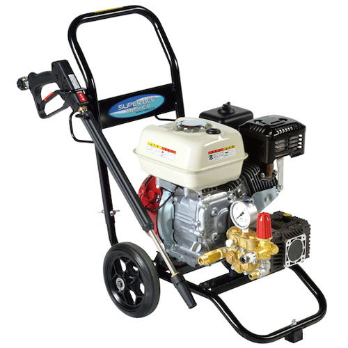 高圧洗浄機 スーパーエースウォッシャー エンジン式/10Mpa SEC-1310-2N1 スーパー工業