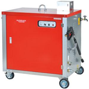 温水高圧洗浄機 三相200V/10Mpa SHJ-1510N-50Hz【受注生産品】 スーパー工業