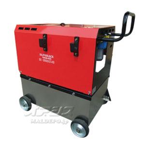 高圧洗浄機 ポンプユニット交換型 エンジン式/5Mpa SE-3005ST4B【受注生産品】 スーパー工業