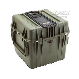 ラージケース(ミリタリーケース・プロテクターケース) 520×520×489mm オリーブドラブ 0340OD PELICAN PRODUCTS