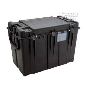 ラージケース(ミリタリーケース・プロテクターケース) 1014×595×727mm ブラック 0500BK PELICAN PRODUCTS