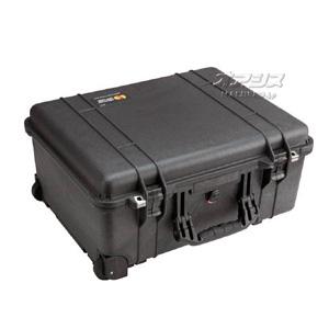 ラージケース(ミリタリーケース・プロテクターケース) 560×455×265mm ブラック 1560BK PELICAN PRODUCTS