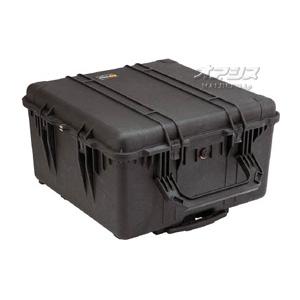 ラージケース(ミリタリーケース・プロテクターケース) 691×698×414mm ブラック 1640BK PELICAN PRODUCTS